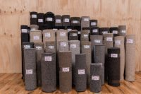 Buy Mats - Carpet Overlocking done onsite